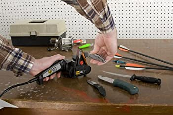 Work Sharp Knife & Tool Sharpener - Fast, Easy, Repeatable, Consistent Results 11