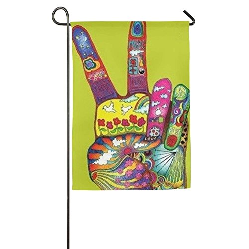 SWQYL Garden Flags Online World Peace Family Party Patio Yar
