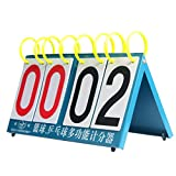 Andux Multi-Functional Scoreboard Table Tennis Badminton Basketball JFQ-04