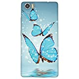 FASHEEN Premium Designer Soft Case Back Cover for Micromax Canvas Fire 4g Q412