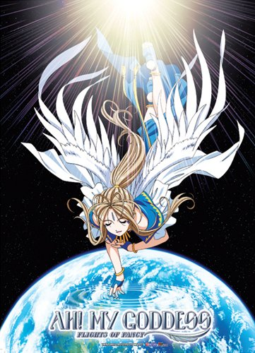 Great Eastern Entertainment Ah! My Goddess Belldandy Wall Sc