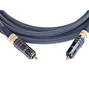 TARA Labs TL-2S RCA Subwoofer Audio Cable (3.0m/9.8ft)