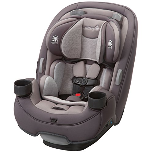 Alpha Omega Elite Convertible (Safety 1st Grow and Go 3-in-1 Car Seat, Everest)