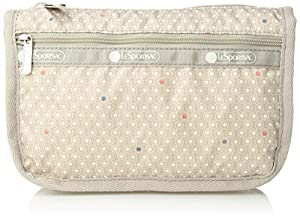 LeSportsac Classic Travel Cosmetic Case, Comet