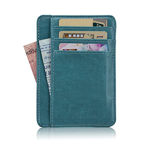 Blocking ACdream Minimalist Wallets Leather product image