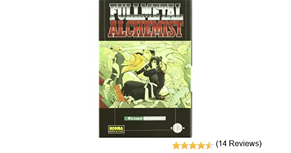Fullmetal Alchemist 12 by Hiromu Arakawa(2008-05-01): Amazon ...