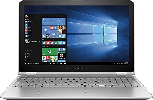 HP Envy 15 x360 15.6″ Full HD 1920×1080 IPS EDGE-TO-EDGE GLASS Touchscreen Convertible 2-in-1 Laptop – Core i7-7500U 2.5GHz | 1TB HDD | 16GB RAM | Windows 10 (Certified Refurbished)