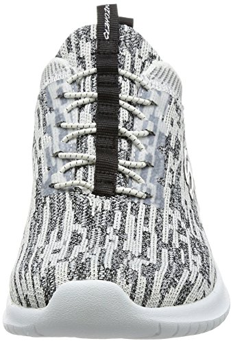 Ultra Women's Horizon Skechers Negro Top Flex Low Mujer Blanco Bright Sport EqRR5nSw