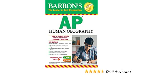Amazon barrons ap human geography 6th edition ebook meredith amazon barrons ap human geography 6th edition ebook meredith marsh phd peter alagona phd kindle store fandeluxe Gallery