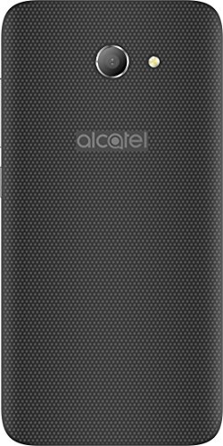 Alcatel A30 GSM Unlocked Smartphone (AT&T/T-Mobile) - 5'' HD Display, 16 GB, 5MP Selfie Camera, and Android 7.0 Nougat [Black] by Alcatel (Image #4)
