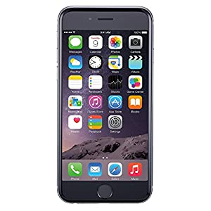 Apple iPhone 6 PLUS (5.5-inch) 64GB Unlocked Phone for all GSM Carriers - Space Gray (Certified Refurbished, Good Condition)