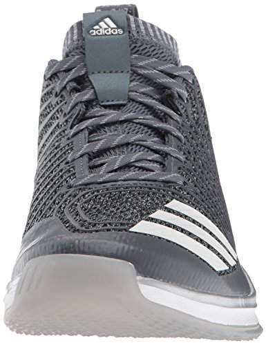 adidas Performance Herren Icon Cross Trainer Onix / Weiß / Metallic Silber