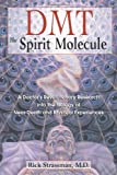 DMT: The Spirit Molecule: A Doctor's Revolutionary Research into the Biology of Near-Death and Mystical Experiences by Rick Strassman front cover