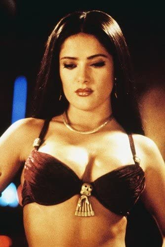 Salma Hayek From Dusk Till Dawn 24x36 Poster At Amazon S Entertainment Collectibles Store