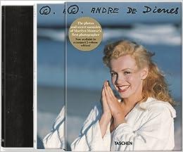 Book Andre De Dienes, Marilyn
