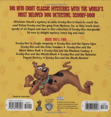 Scooby-doo Storybook Collection (Scooby-doo Bind-up)