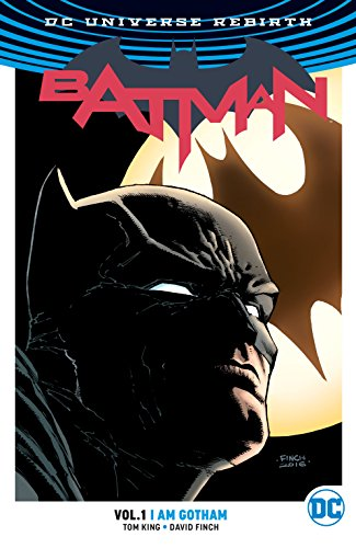 Batman (2016-) Vol. 1: I Am Gotham (14 Foil)
