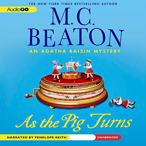 Bargain Audio Book - As the Pig Turns