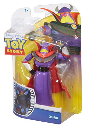 Disney/Pixar Toy Story Zurg Figure, 4″