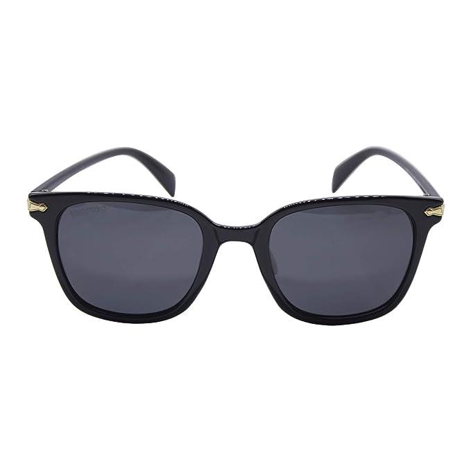 Amazon.com: TecMac P0811 Wayfarer UV400 - Gafas de sol ...
