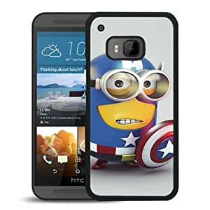 Despicable Me with Captain America 18 Black New Recommended Design Motorola Moto G Phone Case