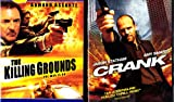 The Killing Grounds , Crank : Thriller 2 Pack Collection