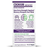 Natrol Cognium Extra Strength Tablets, Brain