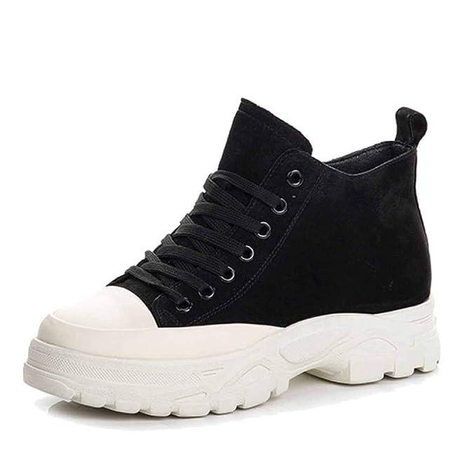 Zapatillas De Deporte De Moda Zapatillas Sin Cordones Zapatillas De Running Zapatos Para Caminar Para Mujer Cómodos Mocasines Con Plataforma Zapatos De Cuña ...