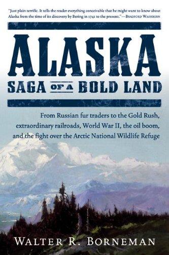 Alaska: Saga of a Bold Land cover