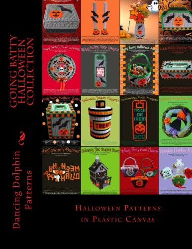 - Going Batty Halloween Collection: Halloween Patterns in Plastic Canvas