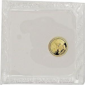 2017 CN China Gold Panda (1 g) 10 Yuan Brilliant Uncirculated China Mint