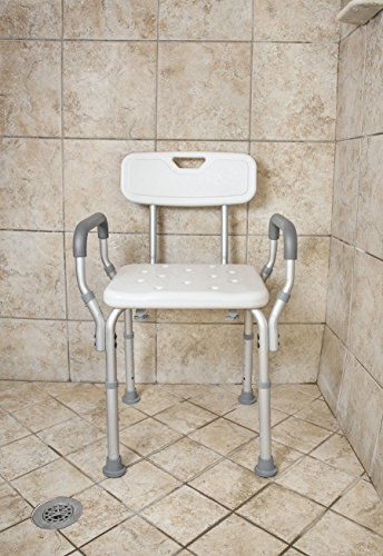 Essential-Medical-Supply-Shower-Bench-with-Arms-and-Back