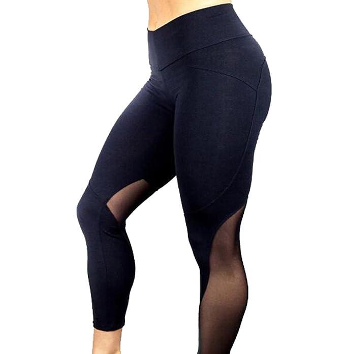 355db01cf90a ZKOO Donna Magro Leggings da Yoga Sportivi Stampa 3D Stretto Decathlon  Pantaloni Fitness Elastico Pantaloni Tuta  Amazon.it  Abbigliamento