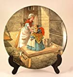 Wedgwood Wind in the Willows collector plate by Eric Kincaid Escape from Jail CP749