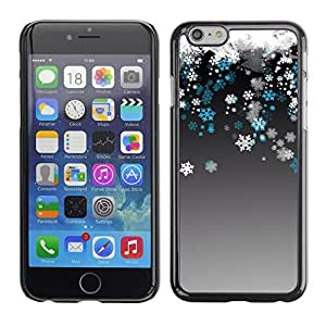 YOYO Slim PC / Aluminium Case Cover Armor Shell Portection //Christmas Holiday Pattern 1067 //Apple Iphone 6 Plus 5.5