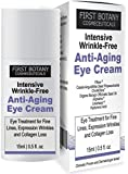 First Botany Cosmeceuticals  Intensive Wrinkle Free Anti-Aging Eye Cream, 15 ml