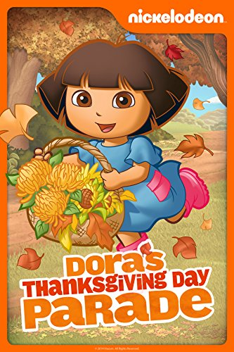 Dora the Explorer: Dora's Thanksgiving - Dora Jr Nick Explorer