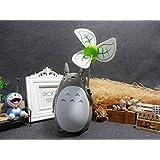 BabyIn Cute Cat Quiet Person Desktop Kids Mini Battery Hand Held Portable Mini USB Fan for Office,Home,Work,Outdoor (White)