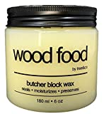 Wood Food –  Wonderful beeswax blend finish conditioner for cutting boards