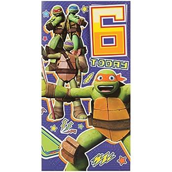 Amazon American Greetings Teenage Mutant Ninja Turtles