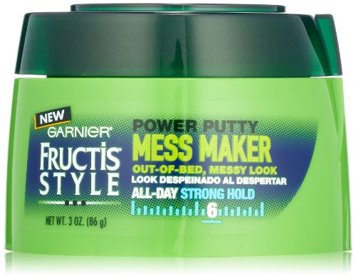 Garnier Fructis Mess Maker Power Putty 3oz Jar