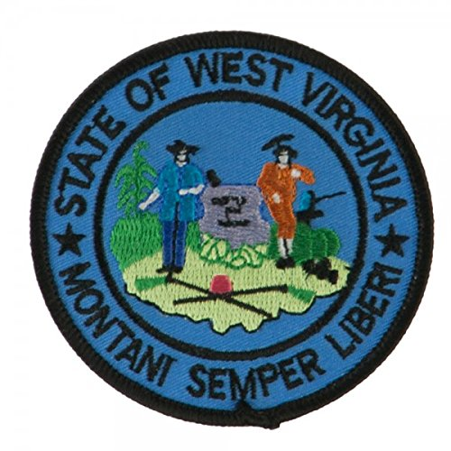 Virginia State Seal - State Seal Patch Round 3