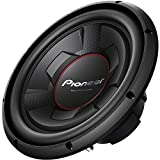 """Pioneer TS-W306R 12"""" Subwoofer with IMPP Cone 1300W Max"""