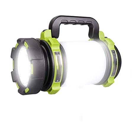 Rechargeable 10W CREE T6 LED Spotlight Flashlight Hand Torch Camping Lamp 1000lm