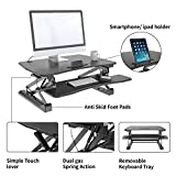Zeal Height Adjustable Standing Desk Ergonomic