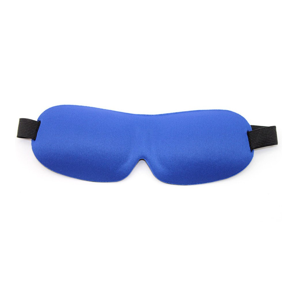 3D Eye Mask Shade Cover Rest Sleep Eyepatch Blindfold Shield Travel Sleeping Ai Clearance Sale