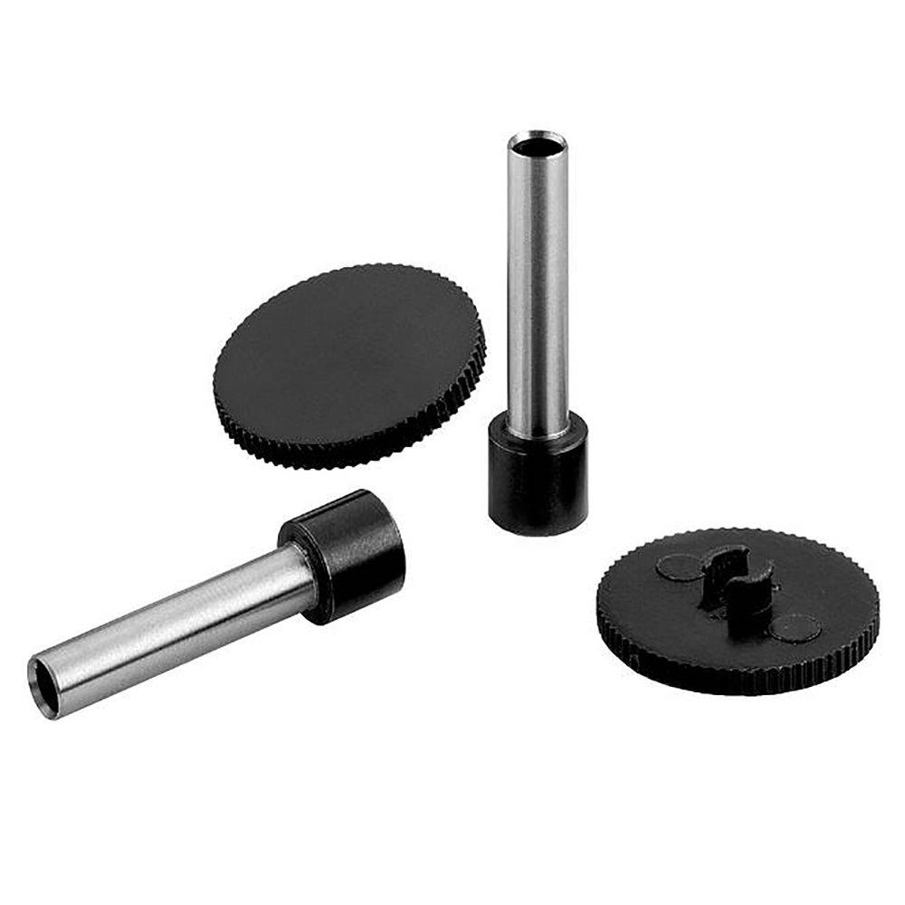 color negro Novus 025-0490 Juego de accesorios para taladradora Blocklocher B 2200