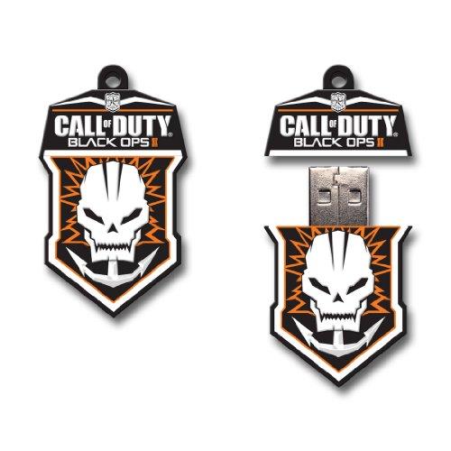 EP Memory 16GB Call of Duty Black OPS II Badge USB Flash Drive (COD-BOIIB/16GB) (Call Of Duty Black Ops 3 Upgrade)