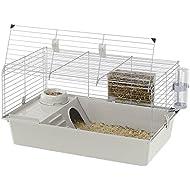 Ferplast Pig Cage, Grey