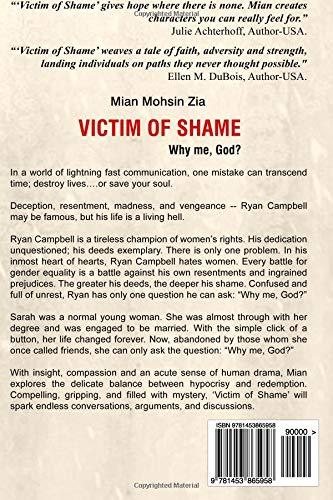 Shame Falls on the Abuser